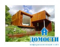 Летний дом с трехмерной планировкой