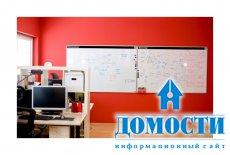 Игривый офисный дизайн