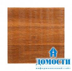 Трогательная деревянная плитка