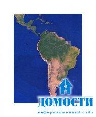 Влажные леса Центральной и Южной Америки