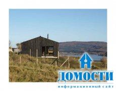 Деревенская эстетика дома на острове