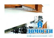 Кухонный союз древа и стали