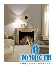 Античная роскошь в гостиной