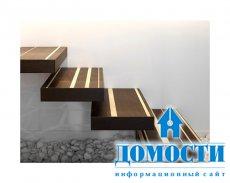 Элегантный контраст деревянного интерьера