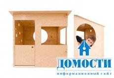 Экологичные детские домики