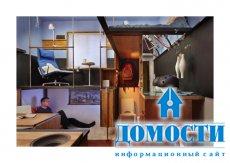 Жить уютно и удобно на 16 квадратных метрах