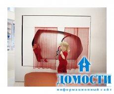 Современный стиль в дизайне детского сада