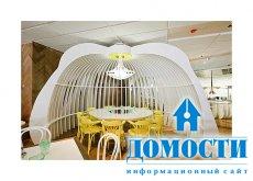 Королевское кафе в современном стиле