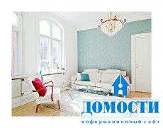 Прозрачный интерьер квартиры