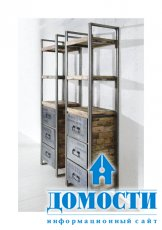 Потертый шик переработанной мебели