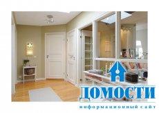 Живой интерьер квартиры с мансардой