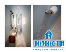 Бессмертный стиль ванной комнаты