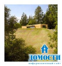 Экологичная жизнь в доме на холме