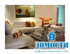 Использование белого цвета в дизайне интерьера