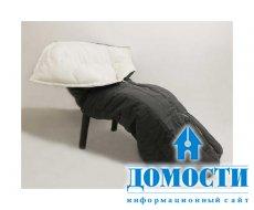 Кресло-кокон или спальный мешок