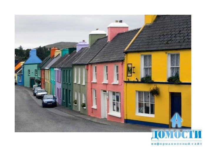 как выбрать цвет краски