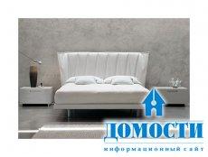 Белоснежная коронованная кровать
