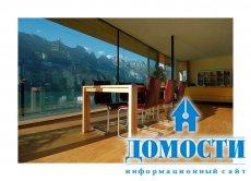 Дом-мечта на берегу горного озера