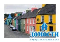 Как выбрать цвет краски для отделки фасада