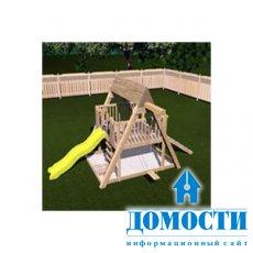 Проектирование детского игрового комплекса