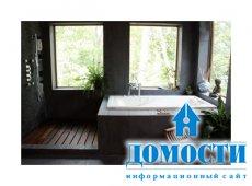 Растительный материал в составе нового типа домов