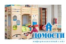 Творческие кровати для активных детей
