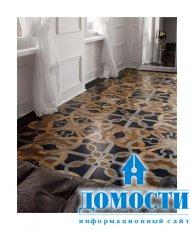 Изящная мозаика под ногами