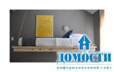 Висячий дизайн мальчишеской спальни