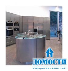 Художественное стекло для красоты кухни