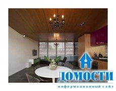 Светящийся изнутри австралийский дом