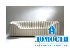 Воздушная софа из вспененного полиуретана