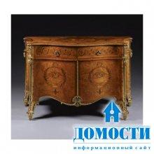 Самый дорогой предмет мебели – комод