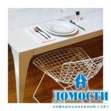Музыкальный стол с классическим дизайном