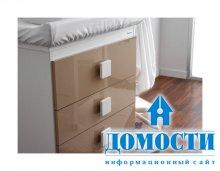 Безопасная мебель для новорожденных