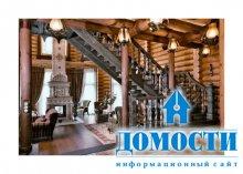 Сибирская деревянная сказка