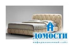 Бриллиантовая кровать с французскими традициями