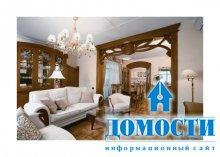 Русская версия стиля модерн в интерьере