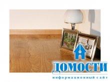 Волнительный деревянный пол