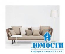 Неподвластная погоде и осадкам мебель