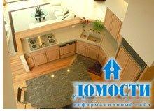 Ремонт на маленькой кухне своими руками
