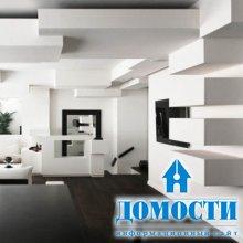 Ландшафтный дизайн потолка