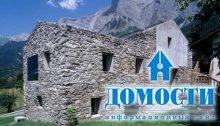 Горное жилище с двухсотлетней историей