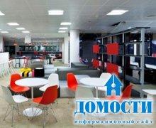 Офисный рай для сотрудников компании