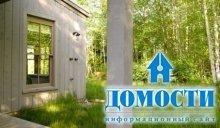 Размноженный деревянный дом