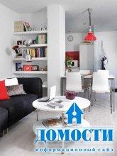 Функциональная динамичная квартирка