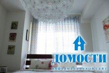 Русско-японский дизайн квартиры