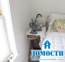 Гладильная тумбочка для спальни