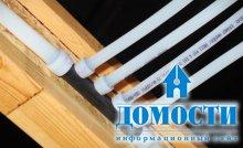 Пластиковые трубы в экологичном строительстве
