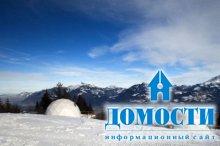 Современные альпийские иглу