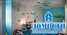 Доступный дизайн комнаты сына